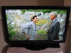 "PANASONIC 37"" WIDESCREEN HD TV(LCD) MODEL TX37S 20B"