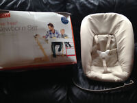 Stokke Newborn set for Tripp Trapp chair