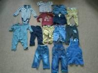 Boys Clothes 9-12months
