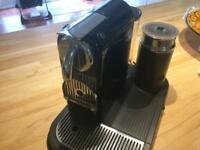 MAGIMIX CITIZ NESPRESSO MACHINE. £80