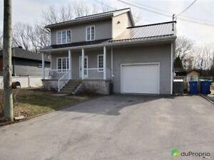 319 000$ - Maison 2 étages à vendre à Chateauguay