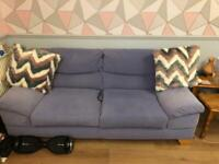 Sofas for sale reduced for quick sale