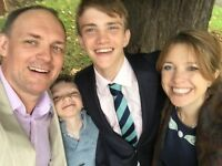 Fun friendly family searching for AU PAIR (London & Cotswolds)