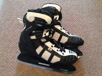 Powerslide Thunder unisex ice skates size uk10.5