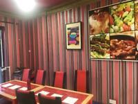 Restaurant takeaway pizza kebab shop