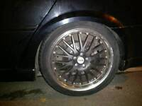 """Dotz Alloy wheels 5x108 19"""""""