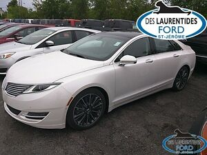 2016 Lincoln MKZ MKZ AWD ULTRA / 3.7L / TOIT PAN.O / TECH PKG