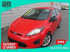2012 Ford Fiesta SES*AUTO*A/C*BLUETOOTH*MAGS*HATCHBACK*