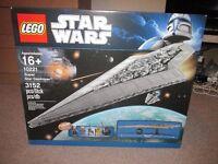 NEW SEALED rare LEGO 10221 star wars SUPER STAR DESTROYER set UCS
