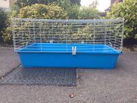 New large indoor rabbit/Guinea pig cage