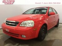 Chevrolet Optra ls+fwd+bas km 2005