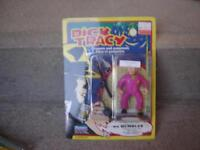 DICK TRACY FIGURE IN PACKAGE