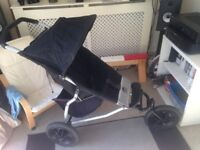 Mountain Buggy Urban Pushchair and Carry Cot