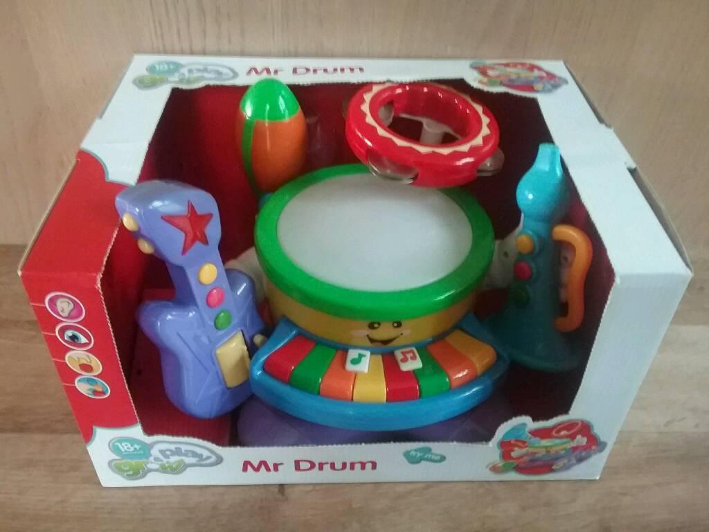 Mr Drum