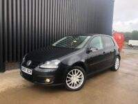 2007 (57) Volkswagen Golf 2.0 TDI GT Diesel, Service History, 2 Previous Owners, finance Available