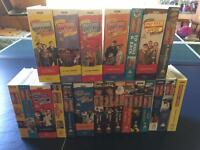 Complete Only Fools and Horses VHS Collection