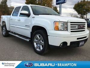 2012 GMC Sierra 1500 SLT Crew Cab Short Box 4x4 |LOADED|