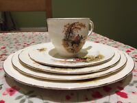 Alfred Meakin tea and dinner service