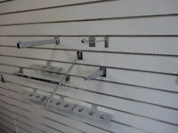 Retail Slat Wall Fittings