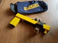 Millenco Compact Wheel Clamp