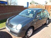 VW POLO, Hatchback, 2004, Manual, 5 doors