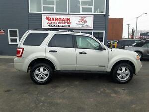 2008 Ford Escape XLT ''WE FINANCE EVERYONE''