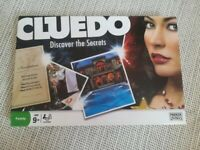 Cluedo Discover the Secrets edition