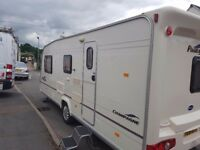 4 berth bailey pageant champagne series 5 2006.....