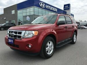 2011 Ford Escape XLT V6 AWD *LEATHER & SUNROOF*