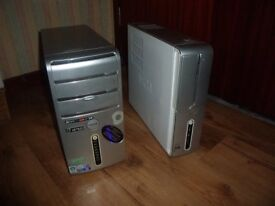 DELL INSPIRON 530 and 530S Computer Towers plus Extras