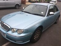 Rover 75 2.0 diesel top of the range 2002