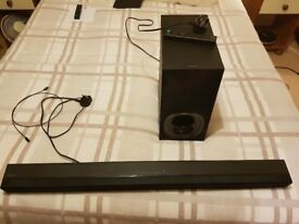 Sony HT-CT80 80W 2.1Ch Sound Bar with Subwoofer