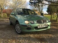 Rover 25 1.4 Impression 3dr • 8 MONTHS M.O.T • NO ADVISORIES •