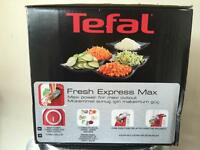 Tefal electric fruit and vegetable chopper dicer kitchen appliance
