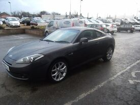 2009 09 HYUNDAI S-COUPE 2.0 SIII 3D 141 BHP***GUARANTEED FINANCE***PART EX WELCOME***