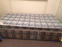 3ft single Divan Bed