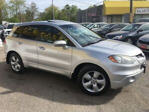 2008 Acura RDX AWD/LEATHER/ROOF/LOADED/ALLOYS/CLEAN CAR PROOF