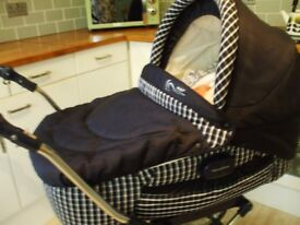Mamas and Papas Pram and Pushchair 3 in 1