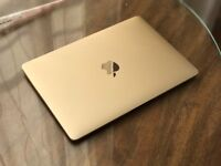 "Apple MacBook 12"" Gold - Early 2016 - Unmarked, Brand New Condition!"