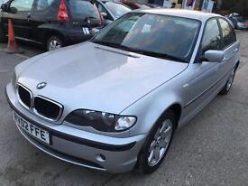 BMW 3 Series 2.0 318i SE 4dr good condition