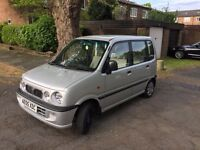 2005 Perodua KENARI GX ESTATE 1.0 PETROL 12 MONTHS MOT ONLY 36000 MILES GREAT RUNNER!!!!