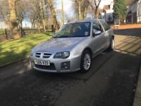 2005 MG ZR 1.4 PETROL 3DR **LOW MILEAGE ONLY 49K + DRIVES VERY GOOD + CHEAP TO INSURE**