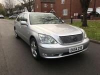 Lexus LS 430 4.3 4dr Auto - Top Spec
