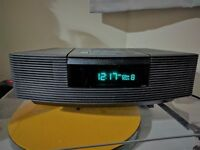 Bose Wave CD Radio Alarm Stereo System