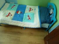 CHILDS NOVELTY BED WITH EXTRAS