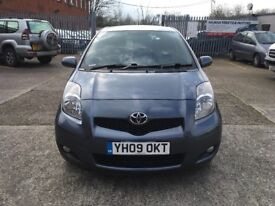 Toyota Yaris 1.3 SR petrol 1 former owner mot 24/10/18 full service history recently been serviced