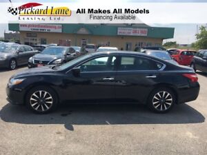 2016 Nissan Altima 2.5 SV $114.06 BI WEEKLY! $0 DOWN! CERTIFIED!