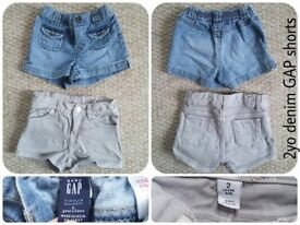 Girls size 2yrs or 18-24months clothes in excellent condition - £5 per picture