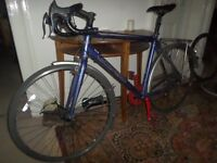 Gryphon vspec road bike plus accessories 100% working