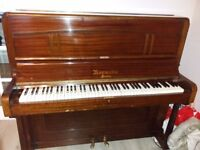***SOLD*** Free Upright Acoustic Piano (Normelle of London)